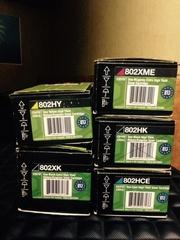 Lexmark CX510de Cartridges