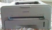 Продам лазерный принтер с картриджем