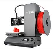 Качественный 3D Принтер Wanhao Duplicator i3 Mini гарантия! Скидка 30%