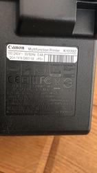 Canon PIXMA E414 цветная печать - МФУ,  сканер с заправкой для картридж